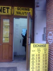 Exchange - Bucuresti - Amzei,  Mendeleev
