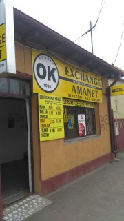 Exchange - Constanta - Bratianu