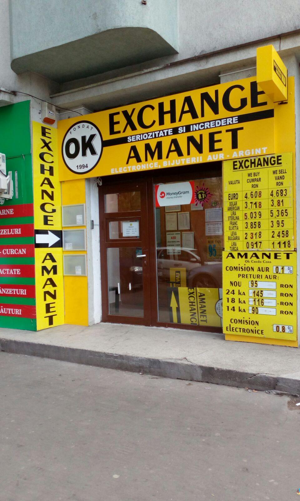 OKexchangehouse.ro - Bucuresti - Margeanului
